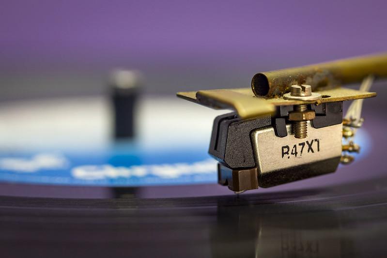 Record Needle by Eric Minbiole